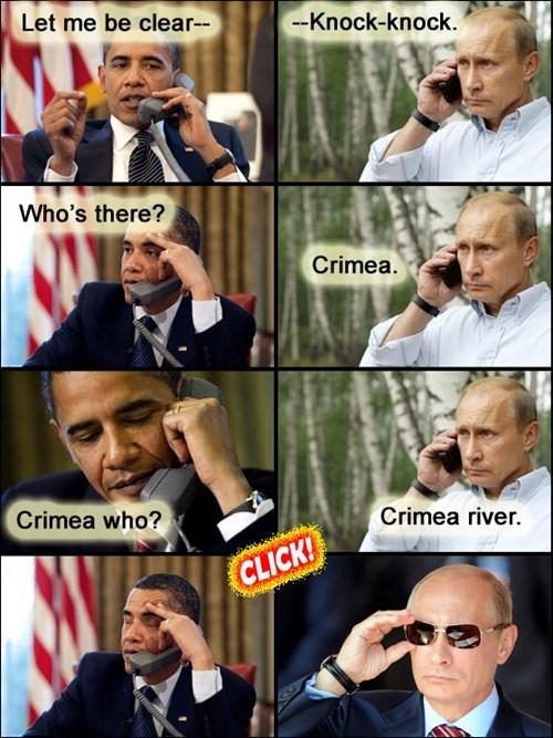 russia obama ukraine Vladimir Putin - 8091983360