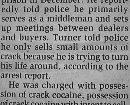 newspaper,Probably bad News,criminally dumb criminals