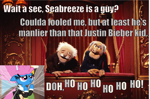 heckling,muppets,seabreeze