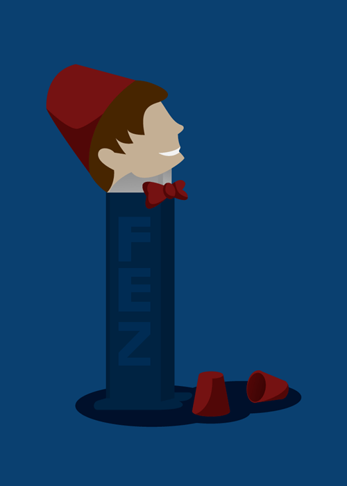 11th Doctor,Fan Art,pez