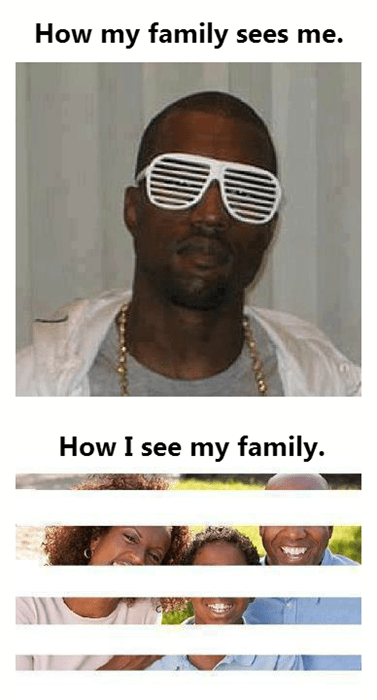 kanye west shutter shades sunglasses hater blockers - 8092151040