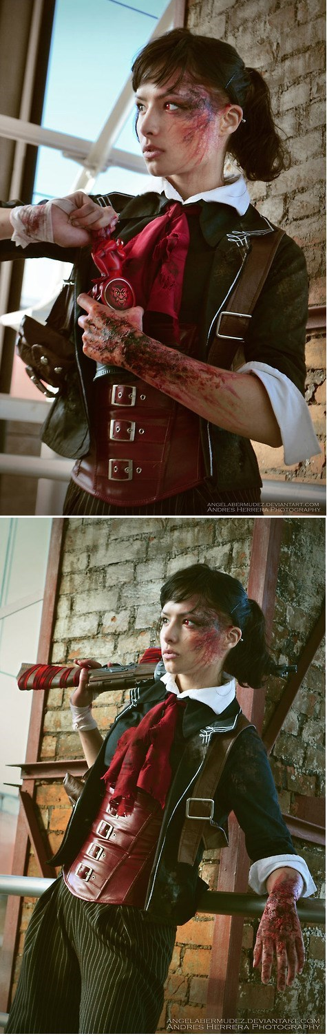 cosplay,bioshock infinite,gender bender