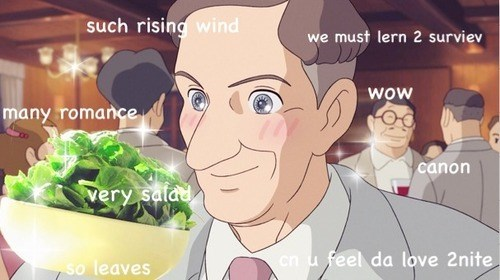 anime Hayao Miyazaki studio ghibli the wind rises - 8092182784
