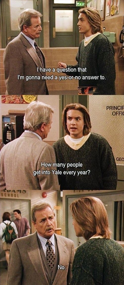 boy meets world high school stupid - 8092424192