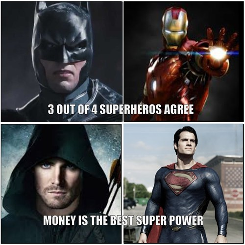 green arrow,iron man,batman,superman