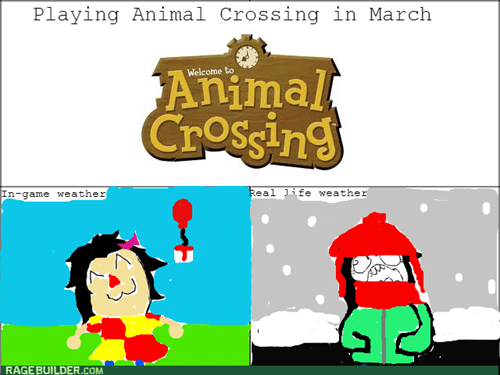 weather animal crossing - 8093085952