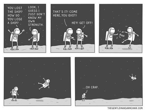 astronauts space web comics