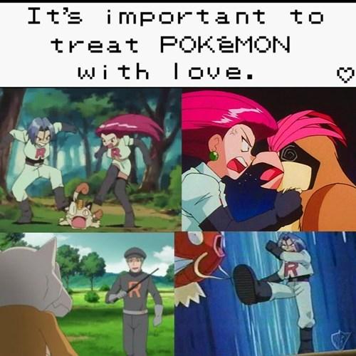 Pokémon,love