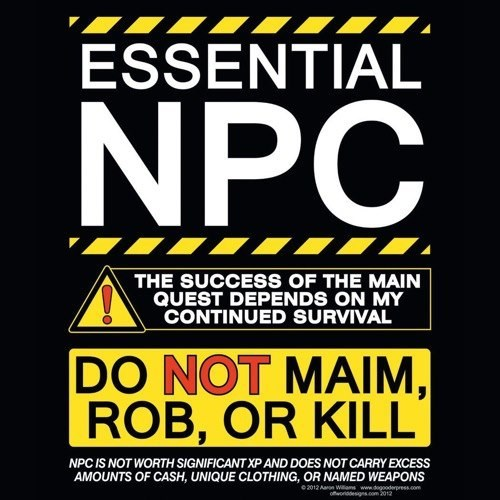 RPGs video games NPCs - 8093222400