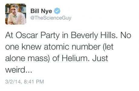 bill nye twitter science funny g rated School of FAIL - 8093327872