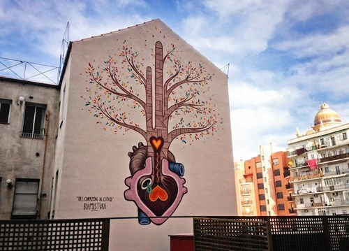 Street Art hacked irl - 8093404416