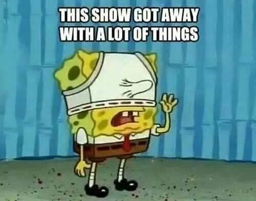 SpongeBob SquarePants cartoons - 8093465856