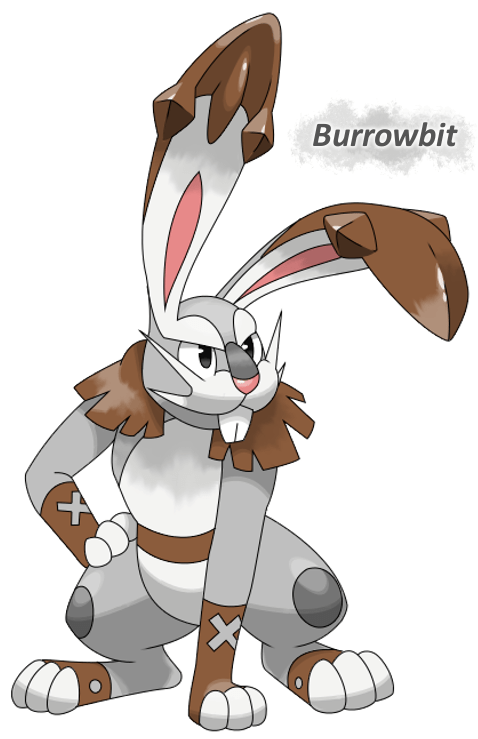 Why Couldn't THIS Be Bunnelby's Evolution?