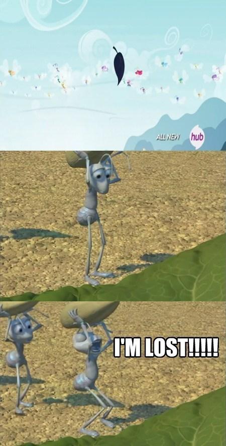 leaf breezie a bugs life - 8093527296