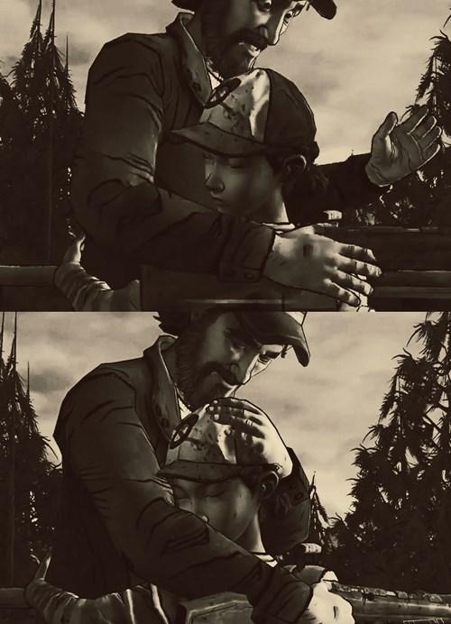 telltale games clementine The Walking Dead - 8093579264
