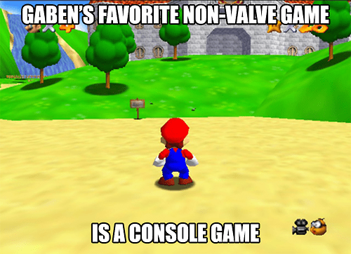 super mario 64,PC MASTER RACE,console games,nintendo