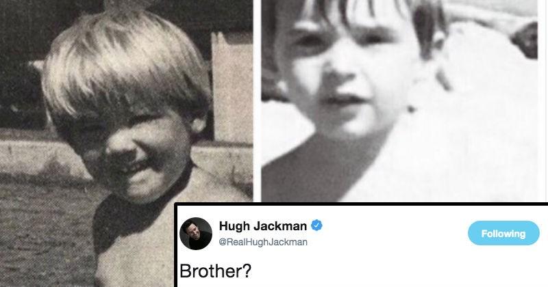ryan reynolds and hugh jackman tweets