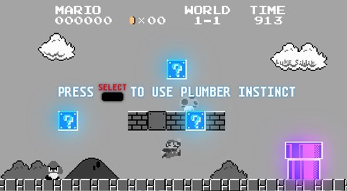video games Super Mario bros