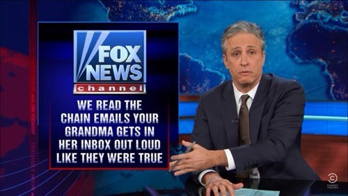 fox news fox jon stewart the daily show - 8094660096