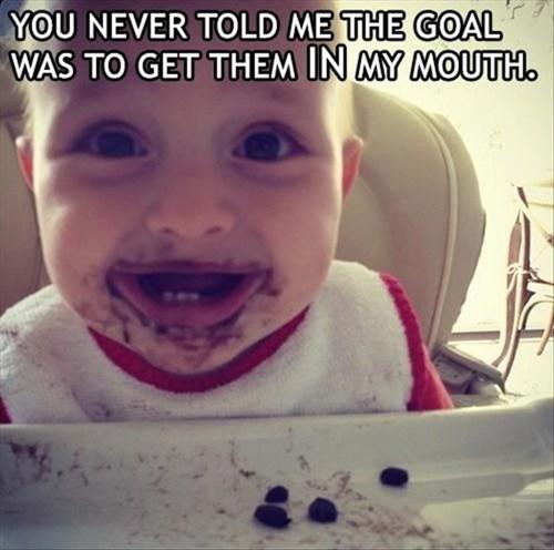 baby parenting food eating - 8094669824