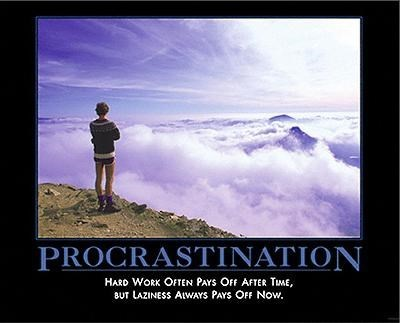 clouds procrastination funny - 8094867968