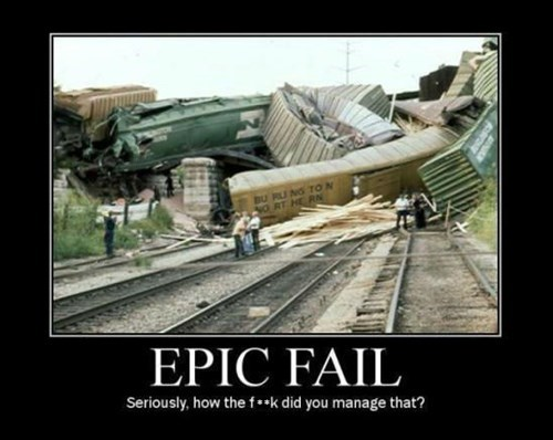 wtf FAIL trains funny - 8094875648
