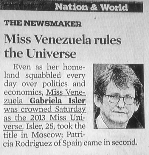 whoops headline newspaper - 8094935552