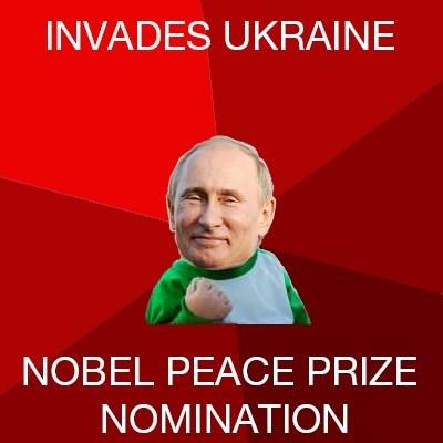 russia success comrade success kid ukraine Vladimir Putin - 8095024640