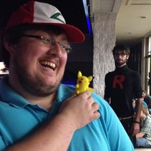 Pokémon Team Rocket pikachu - 8095024896