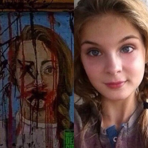 foreshadowing,lizzie is crazy,The Walking Dead