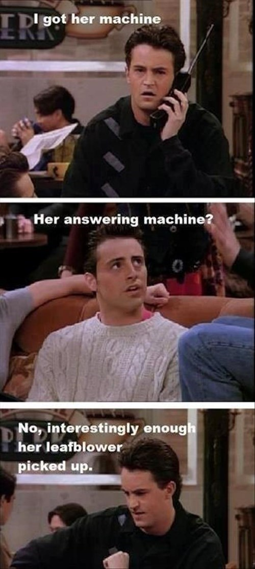 friends,Joey,sarcasm