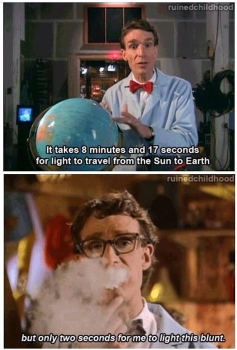 bill nye science drug stuff funny - 8095102976