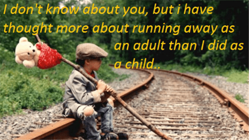 monday thru friday parenting running away work - 8096220928