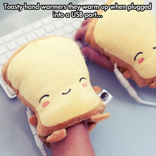 cute,hand warmers,monday thru friday,work,USB,g rated