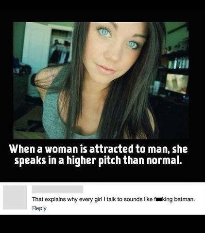 batman funny wtf women voice pitch dating - 8096262656