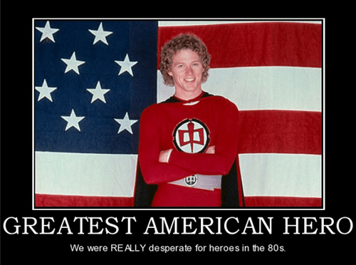 80s funny TV greatest american hero - 8096334848