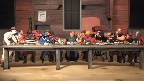 gabe newell gaben Team Fortress 2 steam - 8096355584