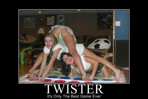 Sexy Ladies funny video games monopoly twister - 8096360192