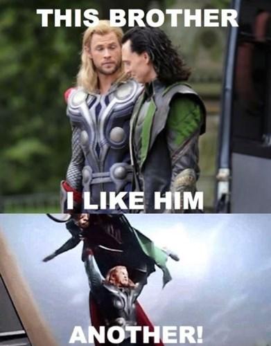 loki Thor brothers - 8096548096