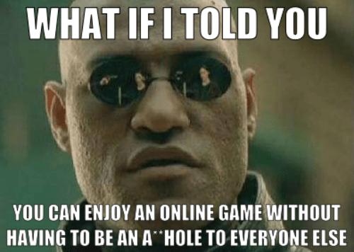 gaming Memes matrix morpheus - 8096648192