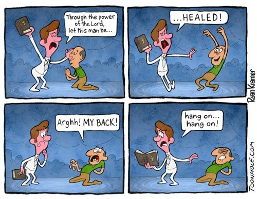 faith healing web comics - 8096681216