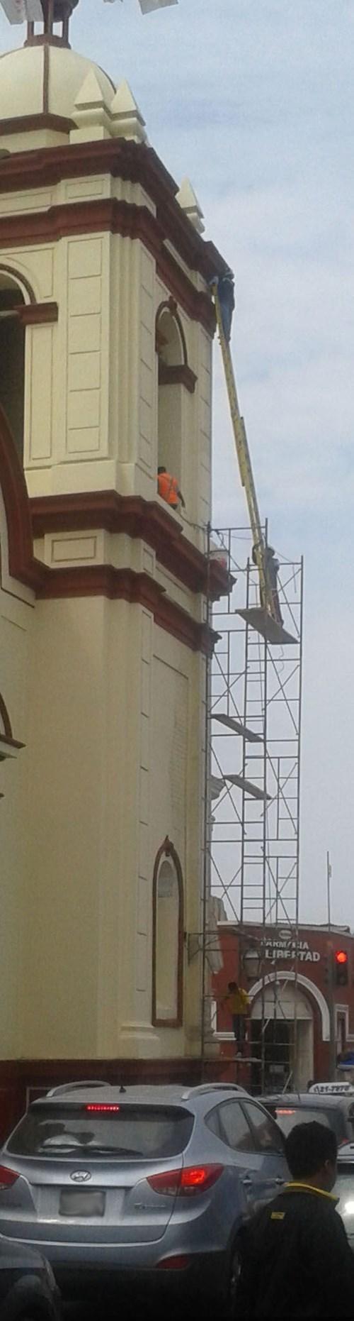 ladder scaffolding monday thru friday work - 8096686336