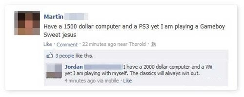 fap,video games,failbook
