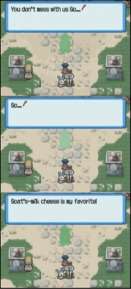 Pokémon gogoat - 8096840960
