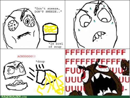 soup rage sneezing - 8096943104
