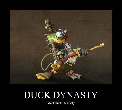 puns duck dynasty duck tales - 8097125888