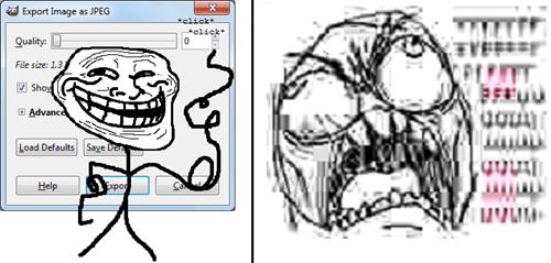 jpeg trollface rage quality - 8098063872