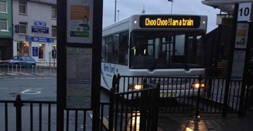 buses choo choo - 8098782720