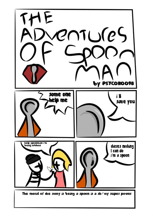 spoons web comics - 8099142144