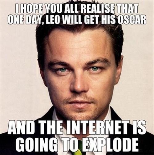 leonardo dicaprio oscars the internets - 8099912960
